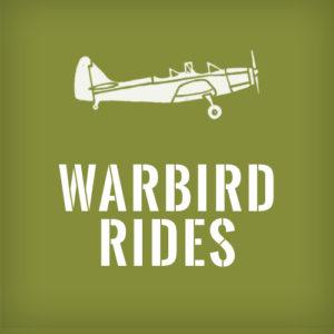 Warbird Rides